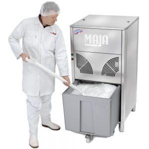 Macchine per la produzione di ghiaccio in scaglie