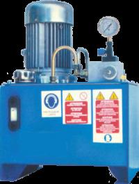 centrale idraulica